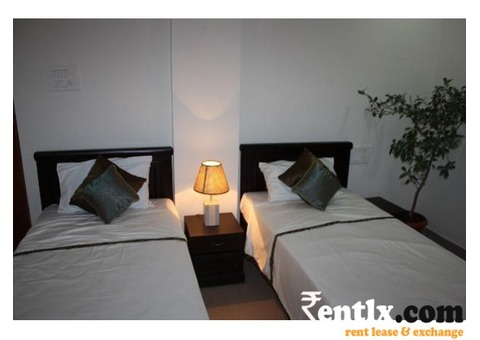 1Bed room Fully furnished serviced apartments on Rent