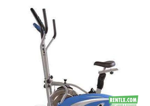 Exercise cycle Treadmill on rent hire