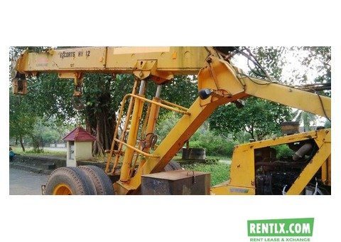 Crane for  Rent/Lease in Mangaluru