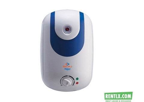 Bajaj Geyser on Rent