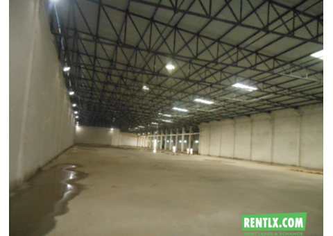 Warehouse Available on Rent in Lucknow