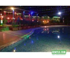 2BHK Villa with Pool, Rain Dance & Adventure Zone in Karjat