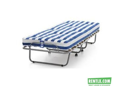 Folding Bed For Rent in Rajkot