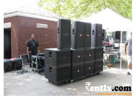 Dj Sound System On Rent In Surat