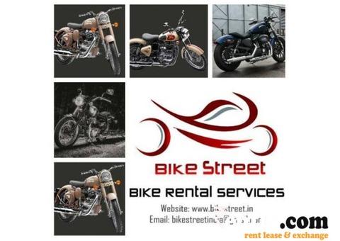 Bikes on rent
