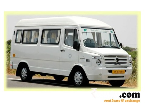 Rent Tempo Traveller from Delhi to Haridwar and Rishikesh