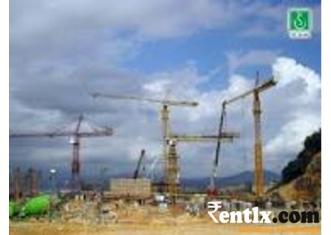 Tower crane ACE 5040 is available for rent in New Delhi