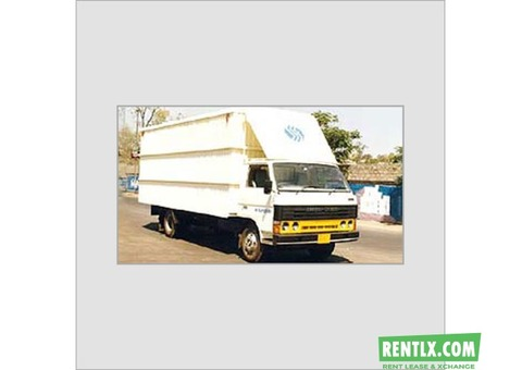 Refrigerated Carrier Van on Rent in Hyderabad