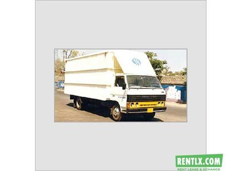 Refrigerated Carrier Van on Rent in Hyderabad