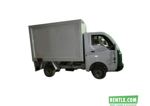 Refrigerated Van on Hire in Hyderabad