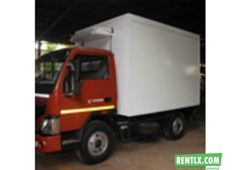 Refrigerated Van on Hire in Hyderabad