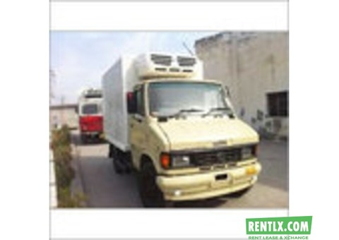 Refrigerated Vans on Hire in Hyderabad