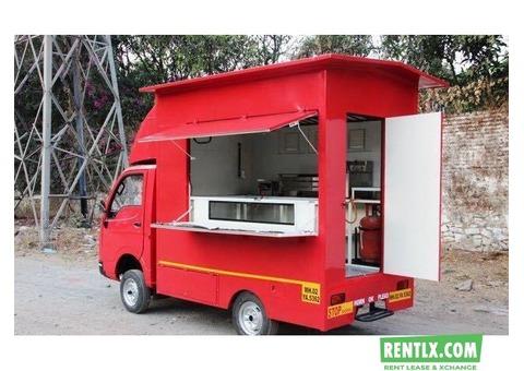 Food van on Hire in Gurgaon