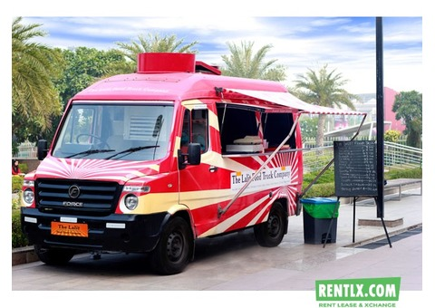 Food Truck on Hire in Lucknow