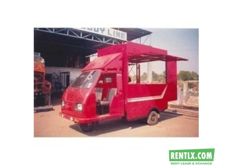 Food van on Hire in Lucknow