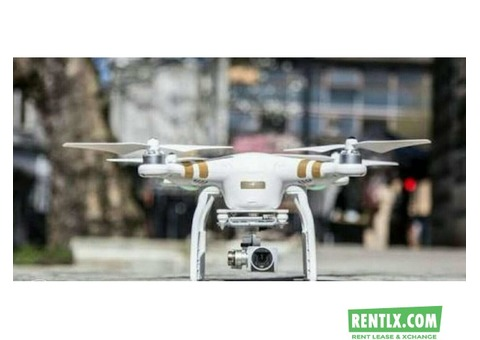 Drone for rent In Bangalore