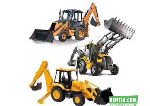 JCB on Rent in Ratnagiri