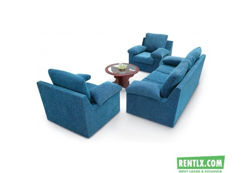 Remo Sofa Set on Hire in Gurgaon