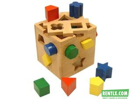 Educational Toys Rental Service in Bangalore
