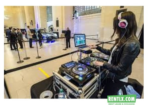 Dj sound on hire and rent in Navi Mumbai