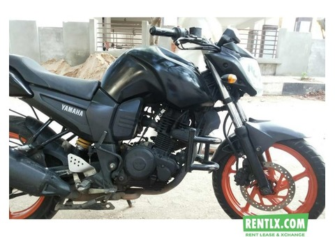 Yamaha fzs on rent in hyderabad