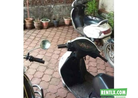Gearless Bike on Rent in ulikkal Kannur