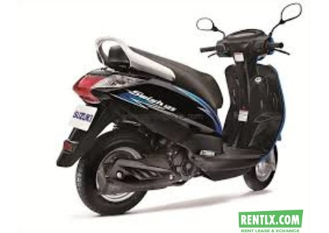 Gearless Bike on Rent in Kannur