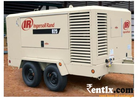 Air compressor for rental at reddy compressor