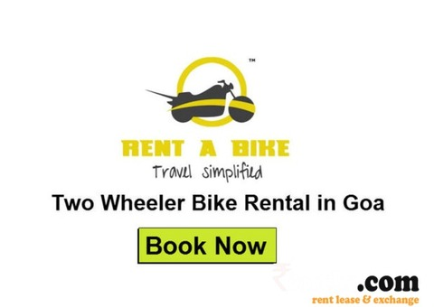 Rent Bike Goa, Car Bike Rental, two wheeler rental Goa