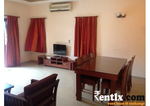 Private Villa's on rent in Goa