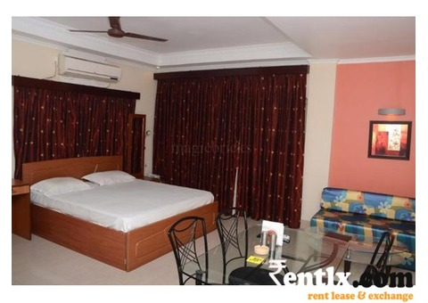 Furnished Guest House Room Rent in Salt Lake for Daily Basis