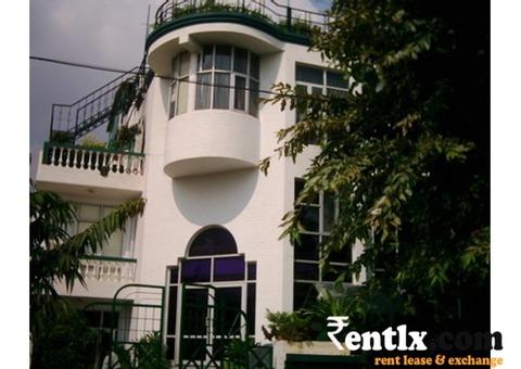 Guest House on rent in Delhi