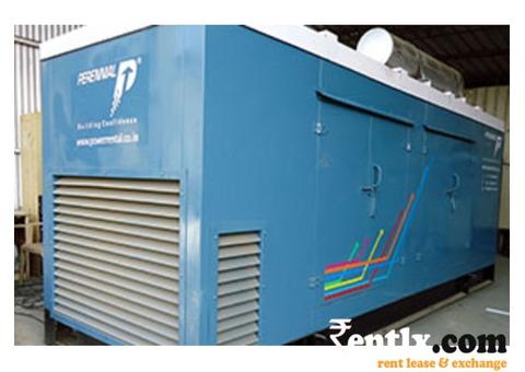 generator for rent