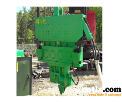 Vibratory Hammer offered on rent by Spar Geo infra Pvt. Ltd