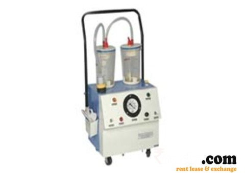 Suction Machine For Rent in Delhi