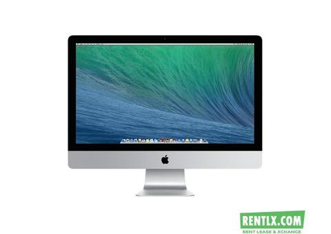 Apple Desktop on rent in Hyderabad