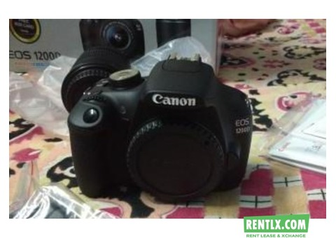 Camera on rent in Vizag