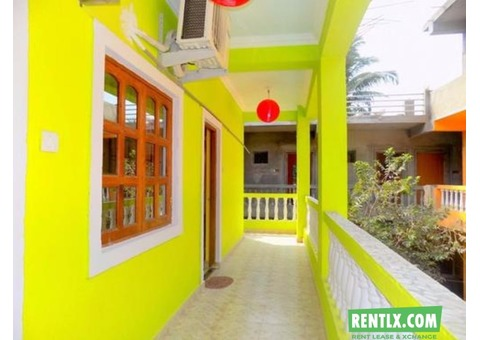 Guest House for Rent in Goa