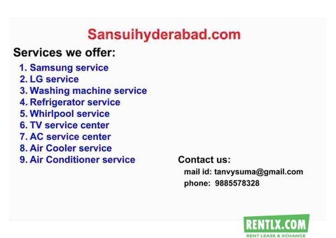 Air Cooler  service center in Hyderabad