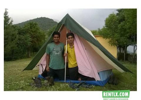 Tent on rent in Delhi