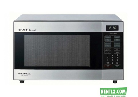 Microwave Oven on Rent in Gurgaon