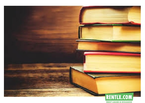 Books on rent in Jaipur