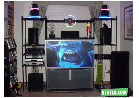 3 d tv on rent in Bangalore