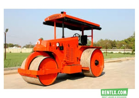 Road Roller For Rent in Kota