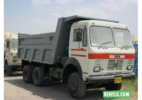 TATA DUMPER LPK2518  ON RENT IN DELHI