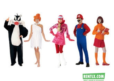 Fancy Dress on Rent in D.P. Road, Aundh