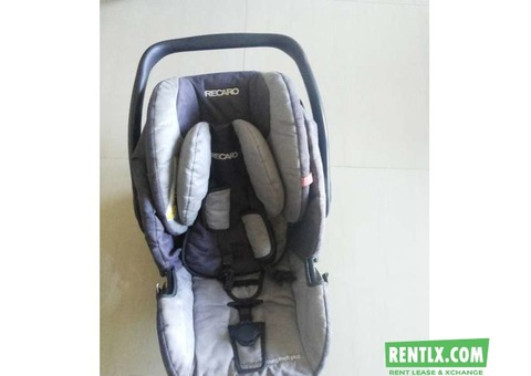 Baby Car Seat on rent in Mumbai
