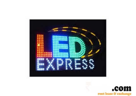 Led Signboard on Rent in New Delhi