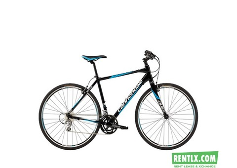 Cannondale- Hybrid Cycle on rent in Chennai