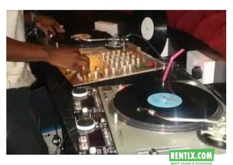 DJ Sound for Rent in Mumbai